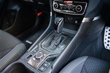スバル SKフォレスター用 ドライカーボン製シフトパネルカバー予約販売開始!