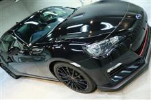 日本が誇るピュアスポーツ トヨタBRZのガラスコーティング【リボルト高知】