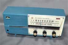 松下電器産業 ナショナル 真空管ラジオ DX-465(ブルー)
