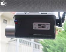 VW ゴルフVIIに純正ドライブレコーダー「DR-S2-VW」と「DR-S2-REAR」を取付け