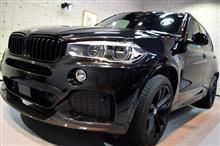 『このボディ状態では…、悩むわけです。』BMW・X5のガラスコーティング【リボルト札幌】