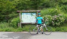 【自転車】雨が降る前に工石山