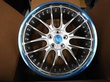 今日のホイール MRR Design GT7(MRRデザイン) -レクサス RC用-