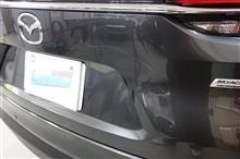★★動画★★ 【マツダ CX-8 リヤ廻りいたずらキズ修理・塗装】 東京都昭島市よりご来店のお客様です