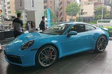 The new 911(Type992)Debut Fair...