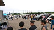 CLUB ALPHARD2019オフ会 in 浜名湖 各社メーカーDEMO CARもズラリ♫  #ROWEN
