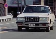 覆面車 LS111 クラウン4ドアハードトップ・スーパーサルーンエクストラ・ターボディーゼル