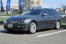 値上がり前の..BMW F31 320d ミシュランPS4 225/45R18