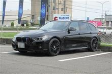サスペンション交換...BMW F31 320d KONIアクティブ+アイバッハ