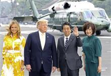 日米首脳海自艦乗艦 中国を牽制、同盟アピール