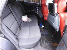 [BPレガシィ] 6回目(13年経過)のユーザー車検準備・その2(フロントリップ外し)