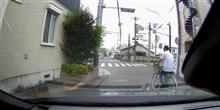 チンピラ  #川崎 #武蔵小杉 #自転車 #スマホ運転 #チンピラ #追越 #危険行為