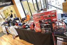 今週末はGR Garage日進竹の山さんのイベントです(^^)/