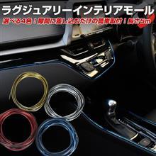 【シェアスタイル】🎁モニター募集🎁車内をラグジュアリーな空間に♪インテリアモール&内張りはがしセット 5名様