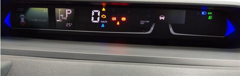 LA650型タントカスタム NAノンターボ イベント試乗記