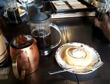 金谷港の古民家カフェでオフ会しました(*^^*ゞ