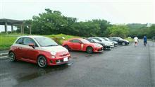 雨の五色台…(^_^;)