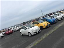 FIAT 500全国ミーティング 2019