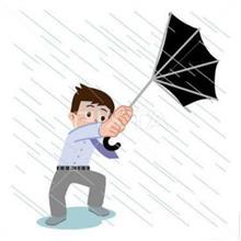 今日のオフ会 雨時々突風‼️