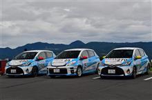 Vitz Race 関東シリーズ 第2戦 富士