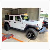 Jeep JLラングラー ボ ...