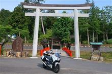 一宮第64弾Touring!出雲国一宮(熊野大社編)♪