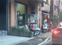 ラビットスクーター?