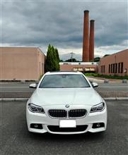 Memories of BMW Active Hybrid 5 M Sport... 本、読書