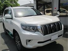 SUVのご入庫続きの夏、プラドにもG6システム!