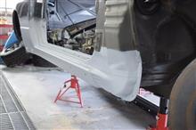 BNR32 GT-R -塗装下準備の巻-