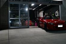 ガラス系3層コーティング施工をフーガに施工頂いていて色違いフーガに乗り換えても当店で^^