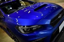 熟成の水平対向エンジン搭載の4WDスポーツ!スバル・WRX・STIのガラスコーティング【リボルト湘南】