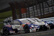 【協賛】SUPER GT500 ラウンド5 TEAM TOM'S