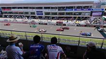 SUPER GT 第5戦 富士 観に行ってきました