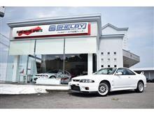 BCNR33 GT-R キレイデス!!