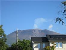 浅間山は噴火したと言うけれど、、、、
