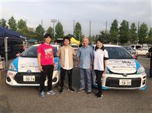 Rally Challenge 高岡万葉