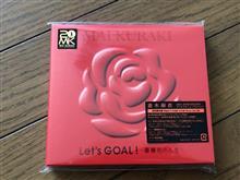 倉木麻衣 「Let's GOAL! ~薔薇色の人生~」(初回限定盤・Red)