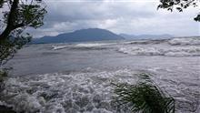 こんな琵琶湖!