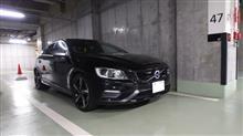 道は空いていたけど…  #Volvo #S60 #永田町