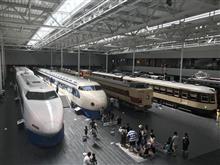 蒸気機関車から新幹線そしてリニアの時代  リニア鉄道館に訪問