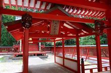山梨Touring!富士の麓の絶対的金運神社(参拝編)♪