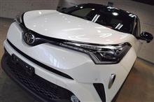 「トヨタ本気のコンパクトSUV」トヨタ C-HRのガラスコーティング【リボルト松本】