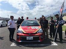 Vitz Race 北海道シリーズ #103 CVT