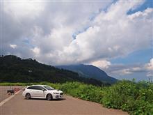 新潟県糸魚川市西飛山(シャルマン火打スキー場駐車場)