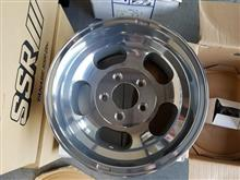 今日のホイール ENKEI Neo Classic Dish(エンケイ ネオクラシック ディッシュ) -シボレー アストロ用-