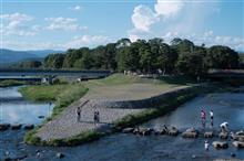 Kyoto in summer