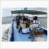 県民の日・「清水港見学会」