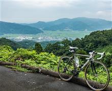 今日のサイクリング --- 雨の合間に少しだけ。