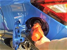 【燃費記録】モーター回転上げる回数が多くなると燃費が悪化するようです。